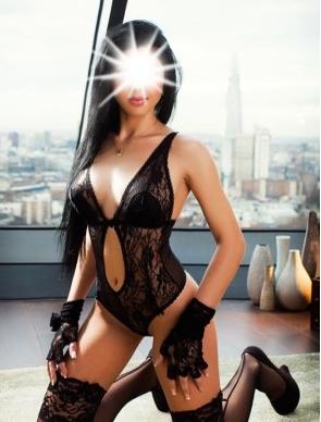 asian with big tits sucks fat cock